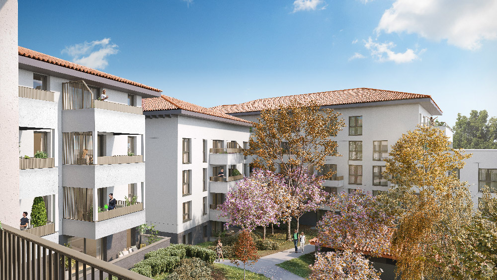 programme immobilier neuf anglet